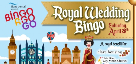 Royal Wedding Bingo Eventbrite Image 720x340