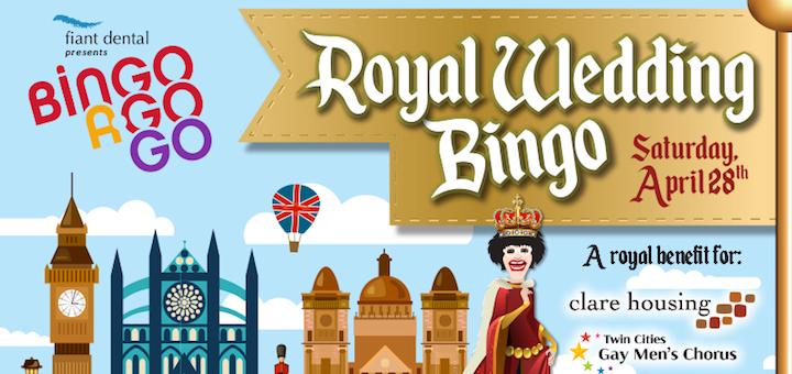 Royal Wedding Bingo Eventbrite Image 720x340